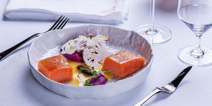 Ужин от французского шеф-повара в Seven Bar & Restaurant