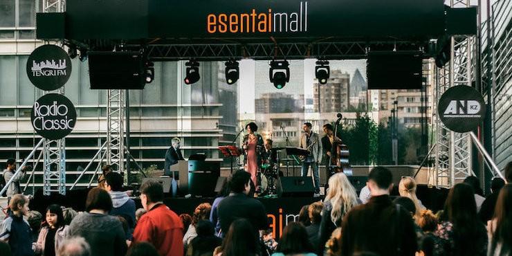 Esentai Mall: главные мероприятия летнего сезона