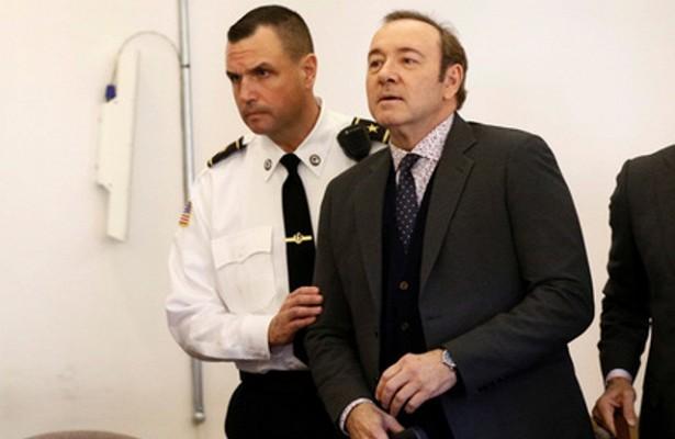 Уголовное дело против Кевина Спейси было прекращено