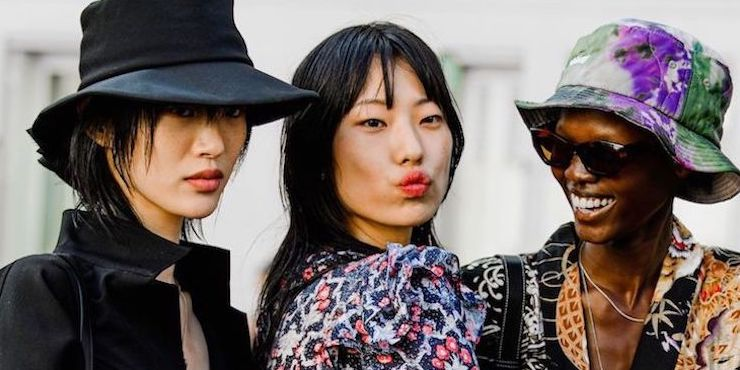 Стритстайл с кутюрной Недели моды в Париже