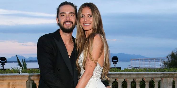 Heidi Klum and Tom Kaulitz secretly played the wedding