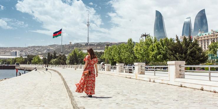 Лето грез: Four Seasons Hotel Baku приглашает посетить Баку