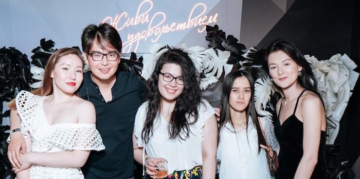 В Алматы отгремела вечеринка BLACK&WHITE от компании «Магнат»
