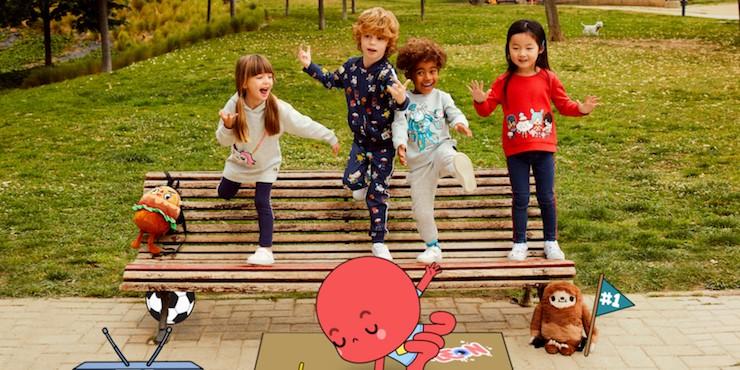 H&M представит детскую коллекцию совместно со знаменитой онлайн-игрой Toca Life