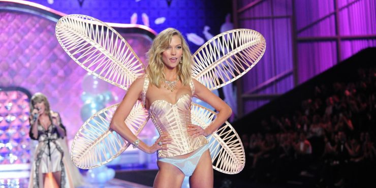 Карли Клосс и еще 8 моделей, недовольных политикой Victoria's Secret