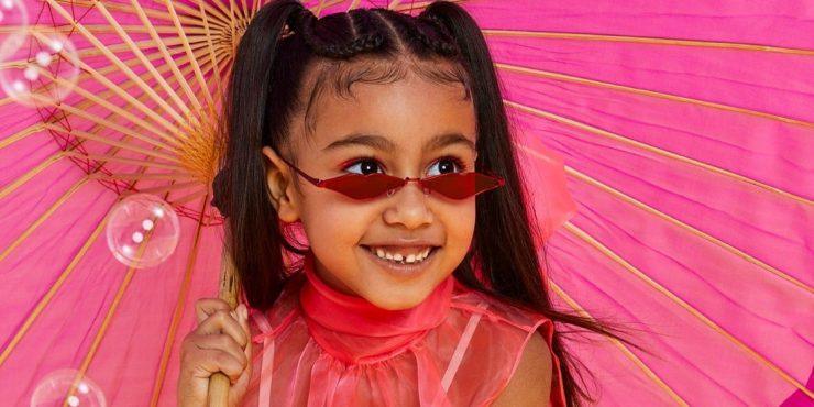Как шестилетняя Норт Уэст стала нашим модным кумиром?