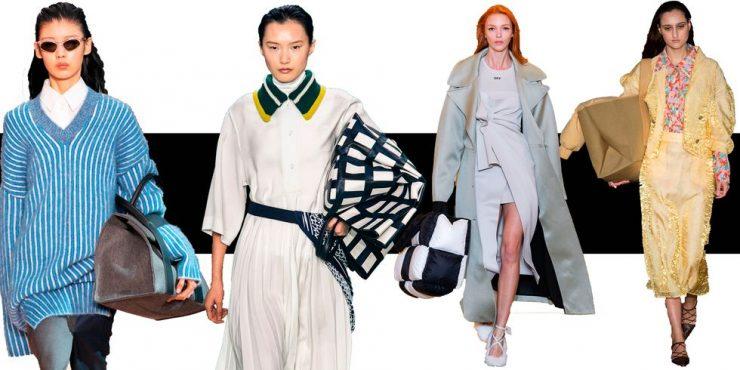 Вместительные сумки как главный тренд этой осени