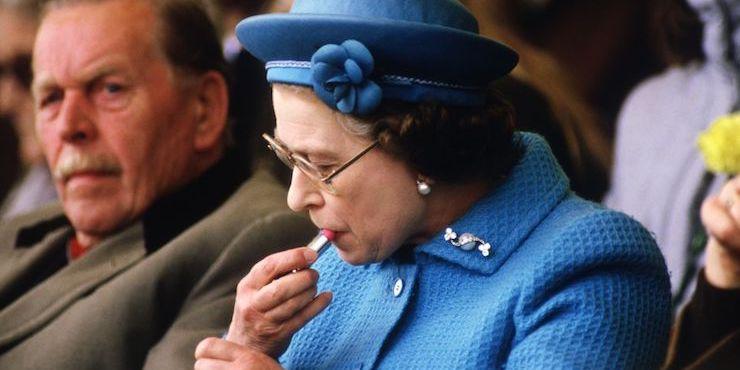 Какой косметикой пользуется королева Елизавета II