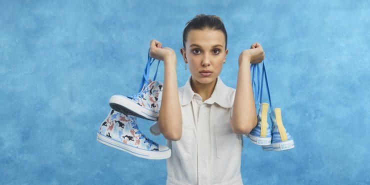 Милли Бобби Браун запускает бренд одежды