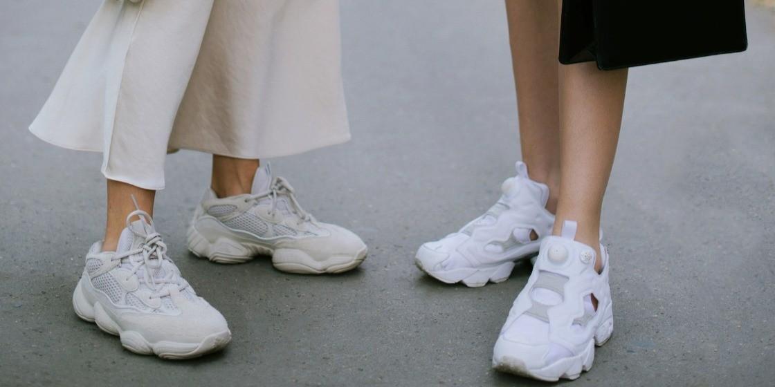 Модные кроссовки, которые мы будем носить в 2020 году