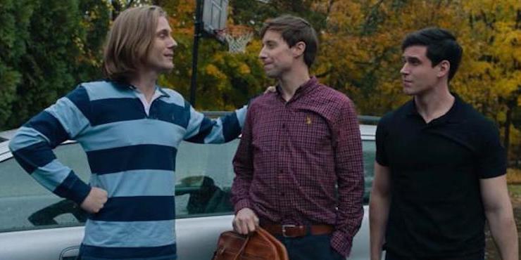 «Семья»: Новый сериал от Netflix