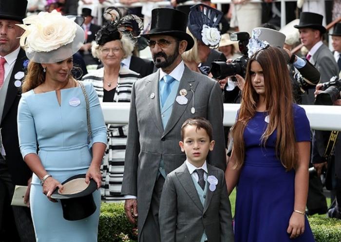 Принцесса Хайя не первая: кто еще бежал из семьи правителя Дубая?