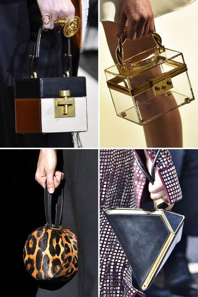 Самые модные сумки этого года