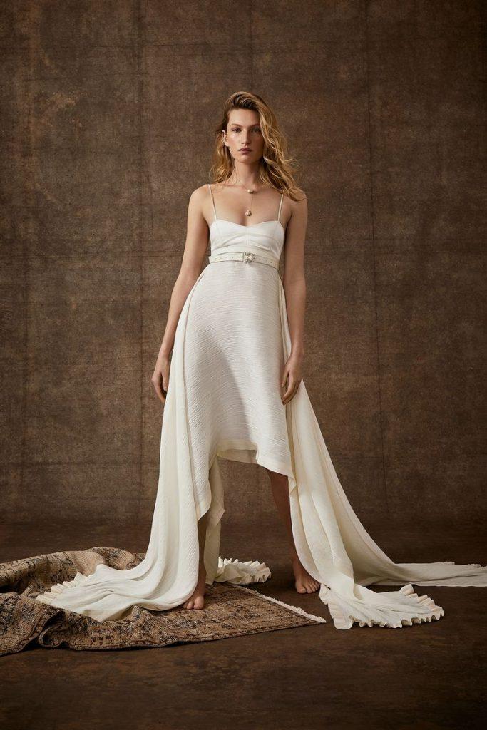 Свадебные платья для зимнего торжества