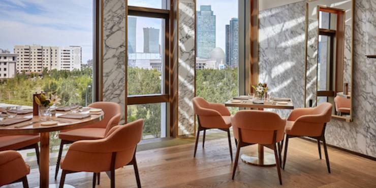 "The Ritz-Carlton, Astana присоединится к глобальной акции ""You Eat, We Give"""