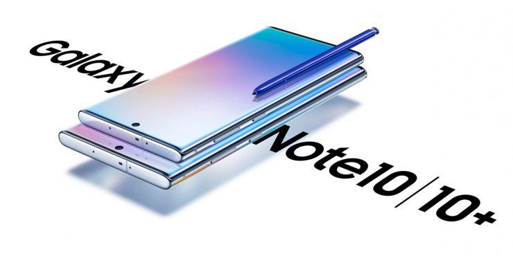 Новый. Мощный. Galaxy Note10/Note10+. Одно устройство – любые задачи!