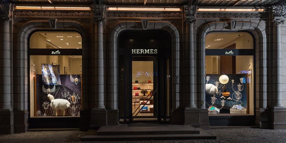 Степной сон: новые витрины Hermès в Алматы