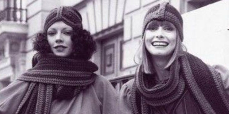 Мода 70-х: стритстайл