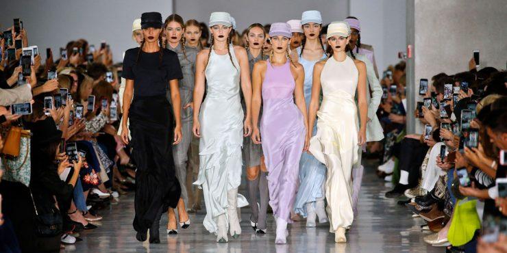 Неделя моды в Милане: лучшее с показов