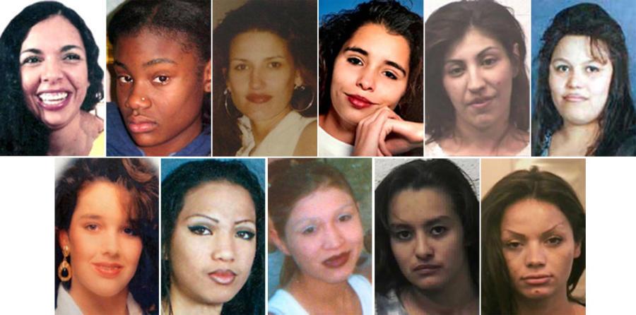 Серийные убийства, которые до сих пор не раскрыты