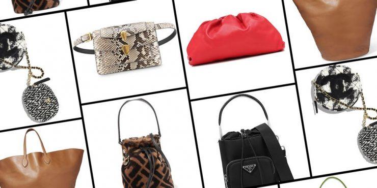 Женские сумки, с которыми все будут ходить во время Недели моды