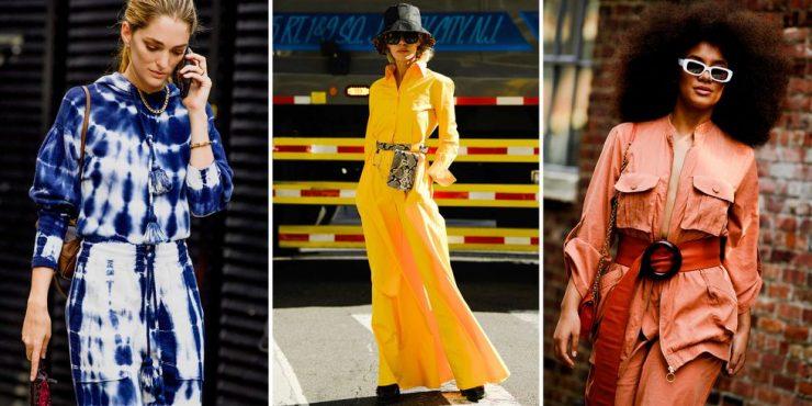 33 модных идей с Недели моды в Нью-Йорке