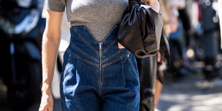 Как выглядят самые модные джинсы 2019 года?