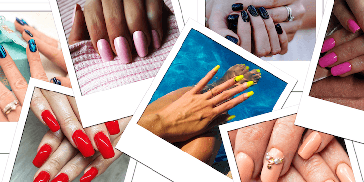 Ногти-гробы: какой дизайн лучше выбрать?