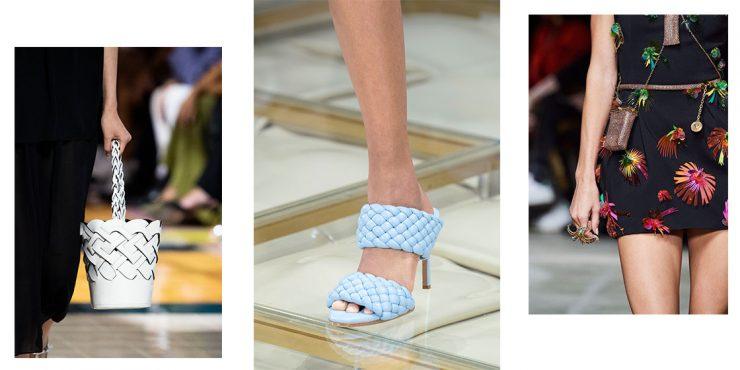 Сумки и обувь 2020: лучшее с показов в Милане