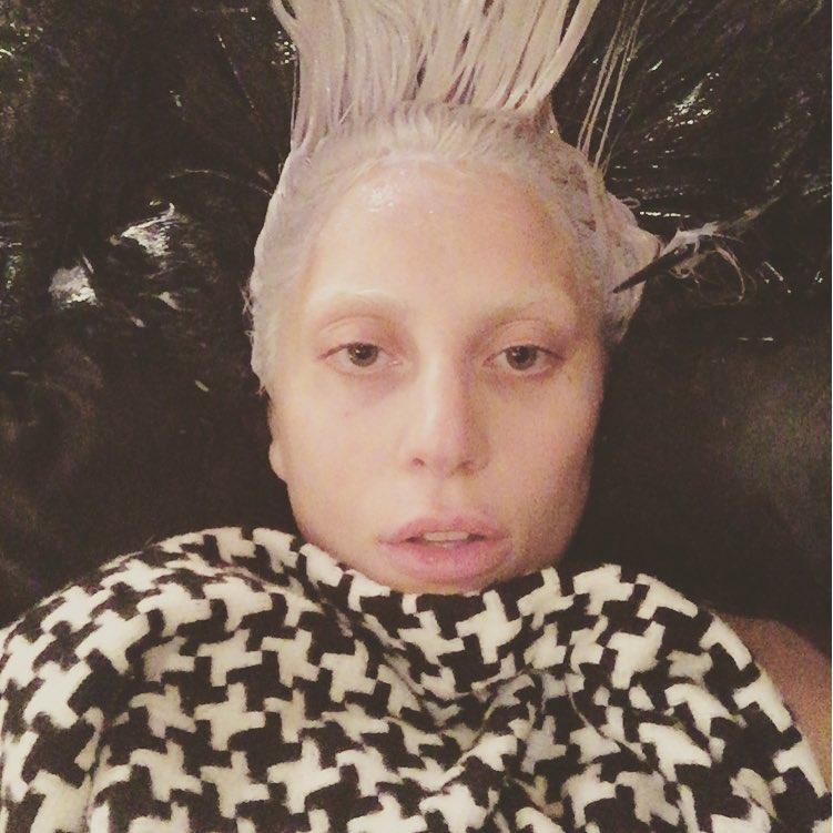 Как выглядит Леди Гага без макияжа? 15 фотографий звезды
