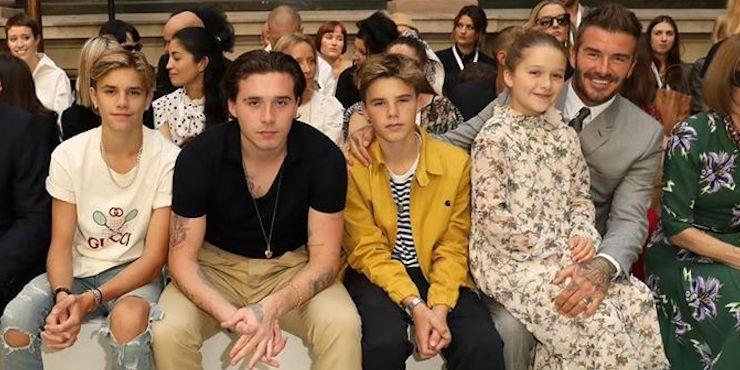 Как дети знаменитостей узнали, кто их родители