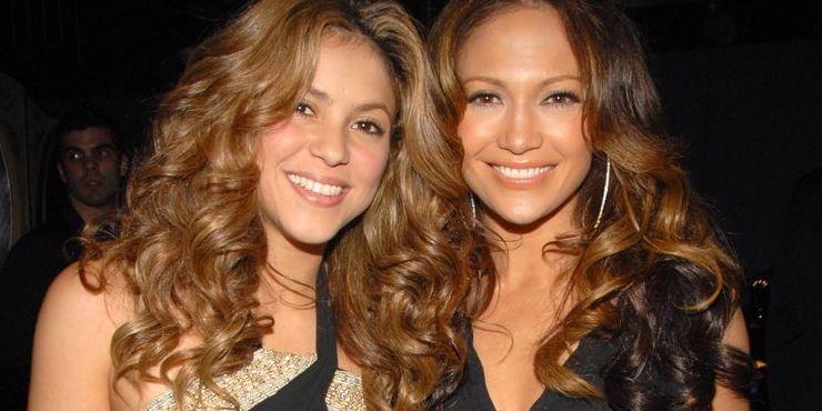Дженнифер Лопес и Шакира выступят вместе