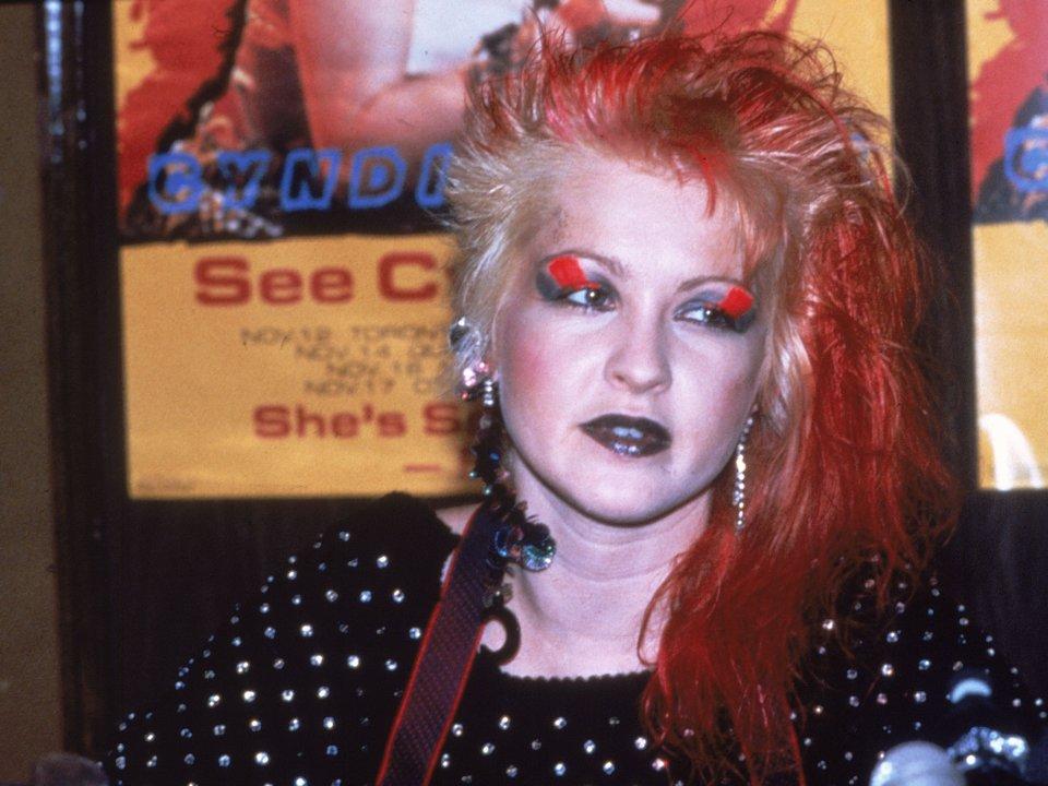 стиль 80-х