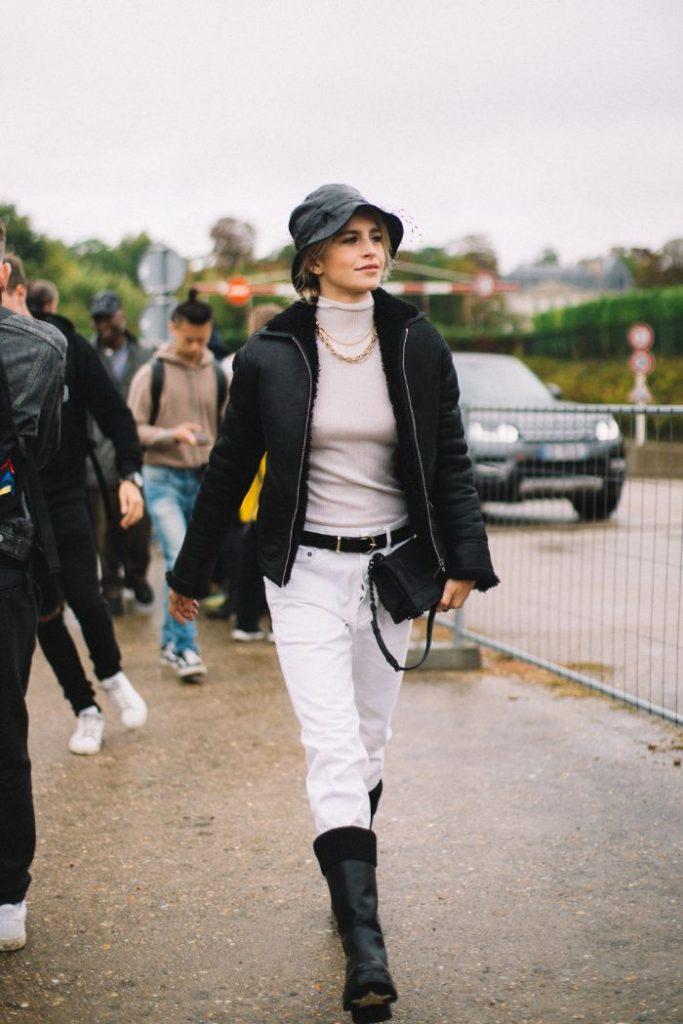 Неделя моды стритстайл