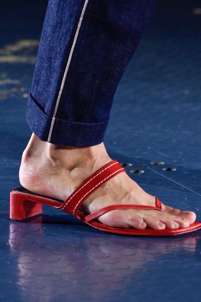 Модная обувь 2020 года с подиума Недели моды в Нью-Йорке