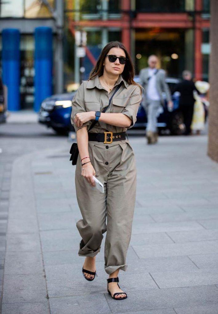 Неделя моды в Лондоне: 5 трендов стритстайл