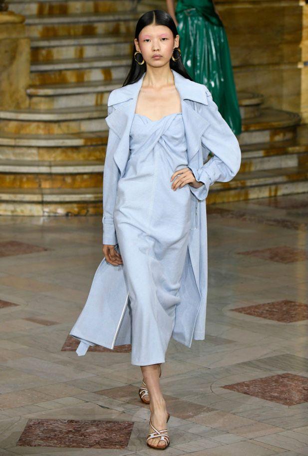 Неделя моды в Нью-Йорке: лучшее с показов