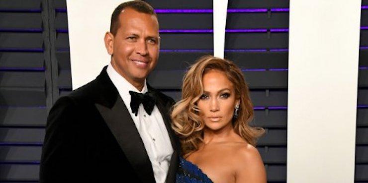 Дженнифер Лопес и Алекс Родригес пригласили своих бывших на свадьбу