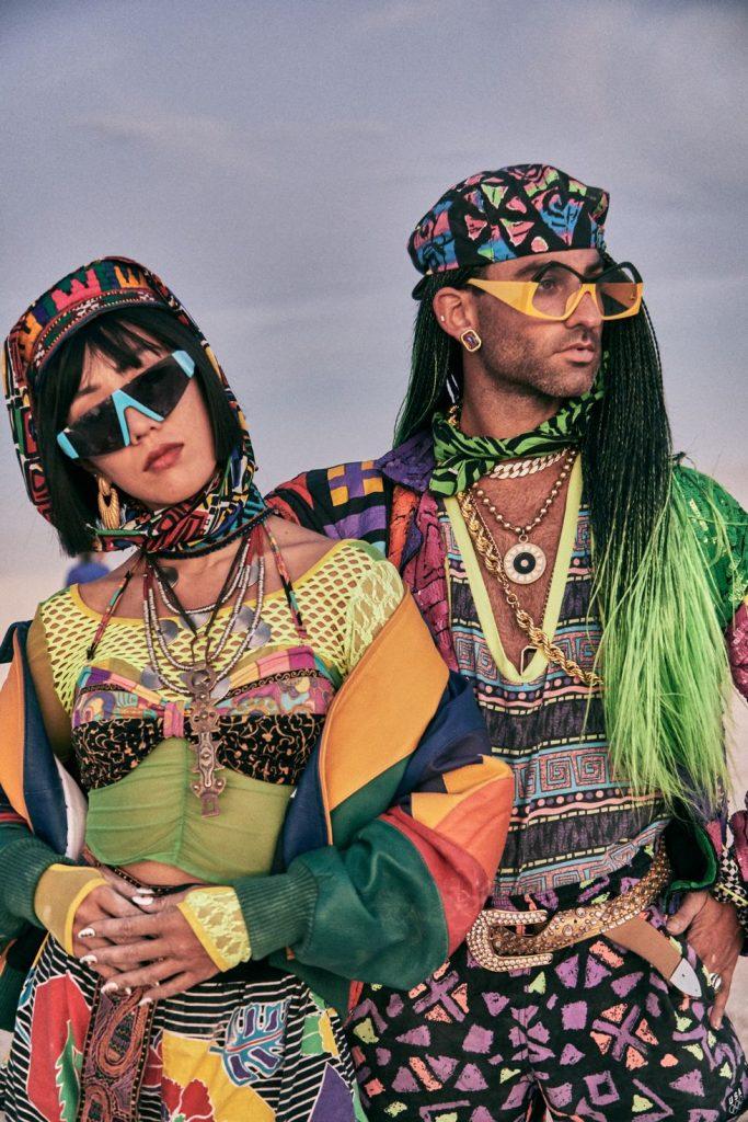 С другой планеты: самые безумные образы с фестиваля Burning Man 2019