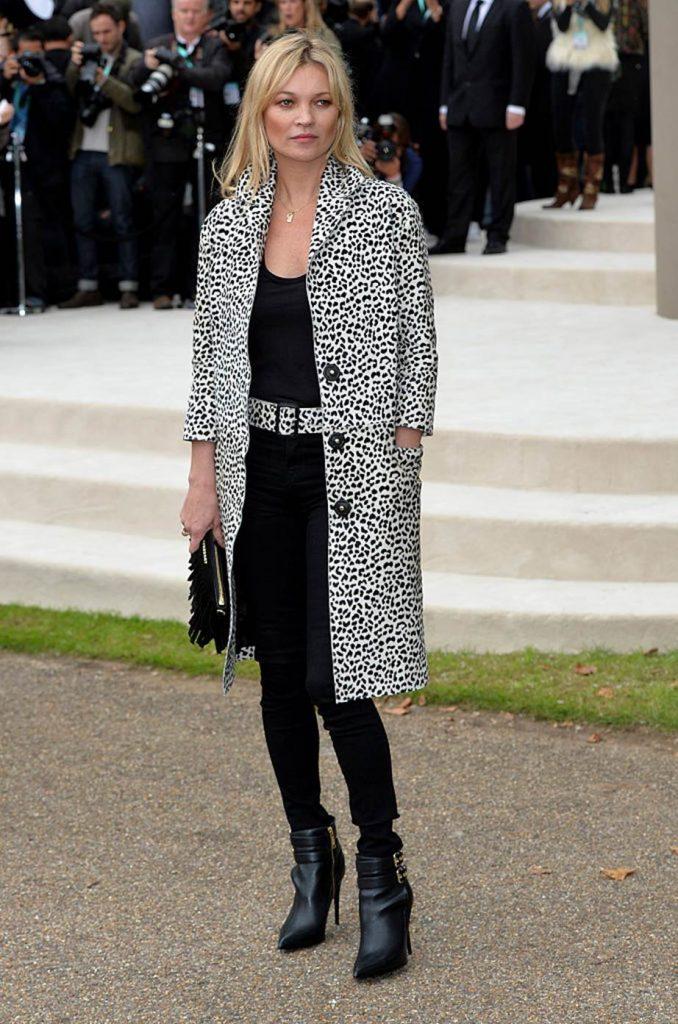 Мастер-класс от Кейт Мосс: как правильно носить леопардовый принт