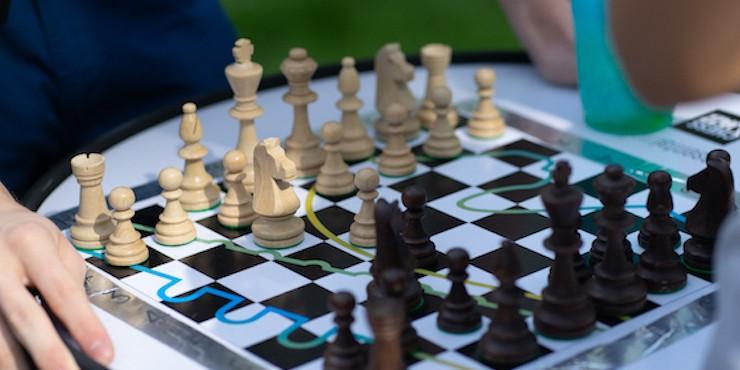 Как прошел первый фестиваль Chess&Jazz в Алматы?