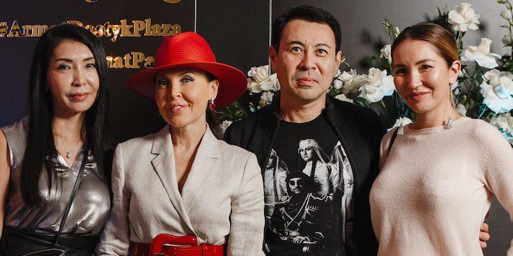 Вечер по случаю открытия нового ювелирного салона ARMAT в Алматы
