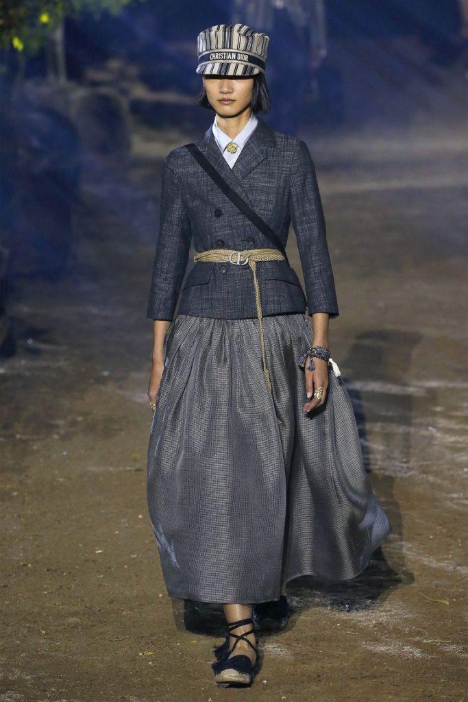 Все, что вам нужно знать, об экологичном показе Christian Dior