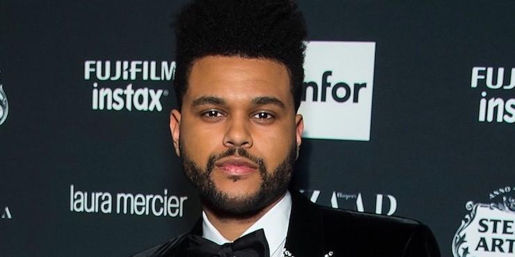 The Weeknd сменил образ после расставания с Беллой Хадид