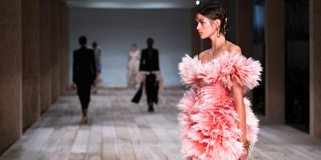 Неделя моды в Париже: самые красивые образы