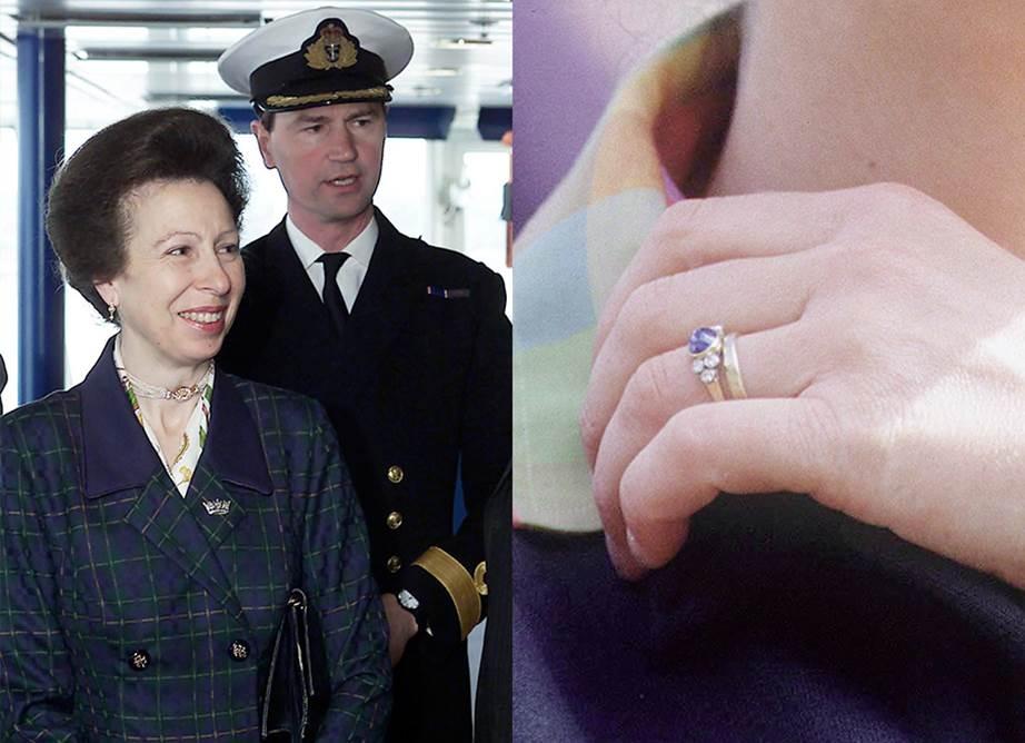 Помолвочные кольца британской королевской семьи