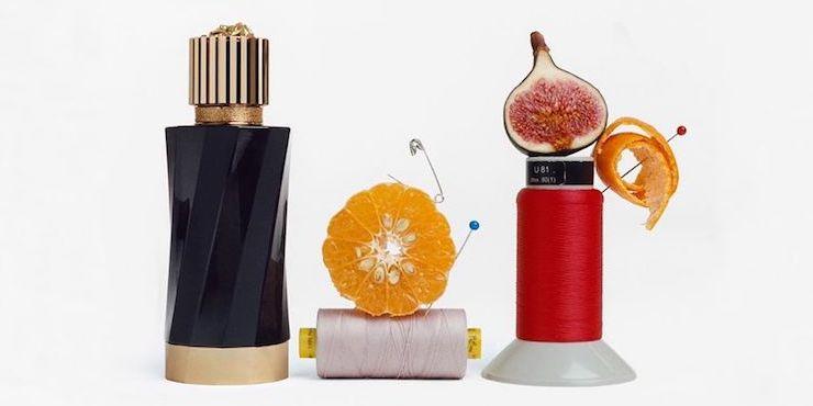 Versace представили новую парфюмерную коллекцию Atelier Versace