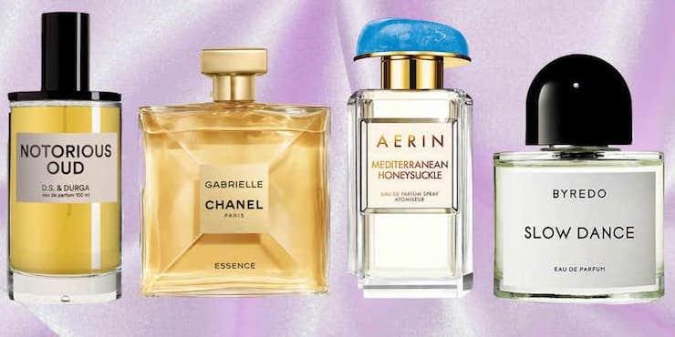 Новые ароматы, которые держатся весь день