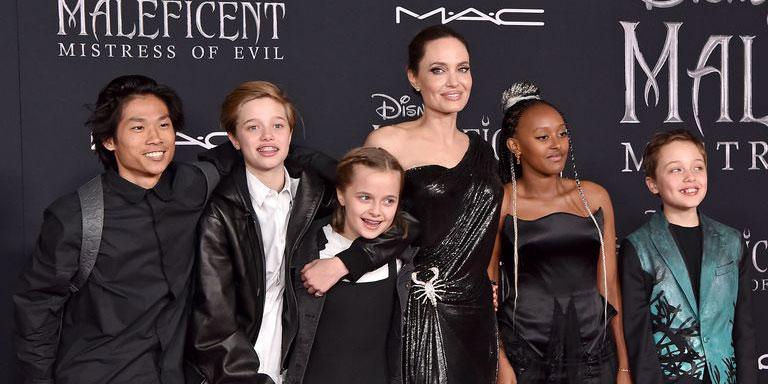 Дочь Анджелины Джоли стала дизайнером ювелирных украшений