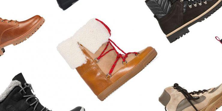 Зимние ботинки на будущую зиму: 14 лучших моделей